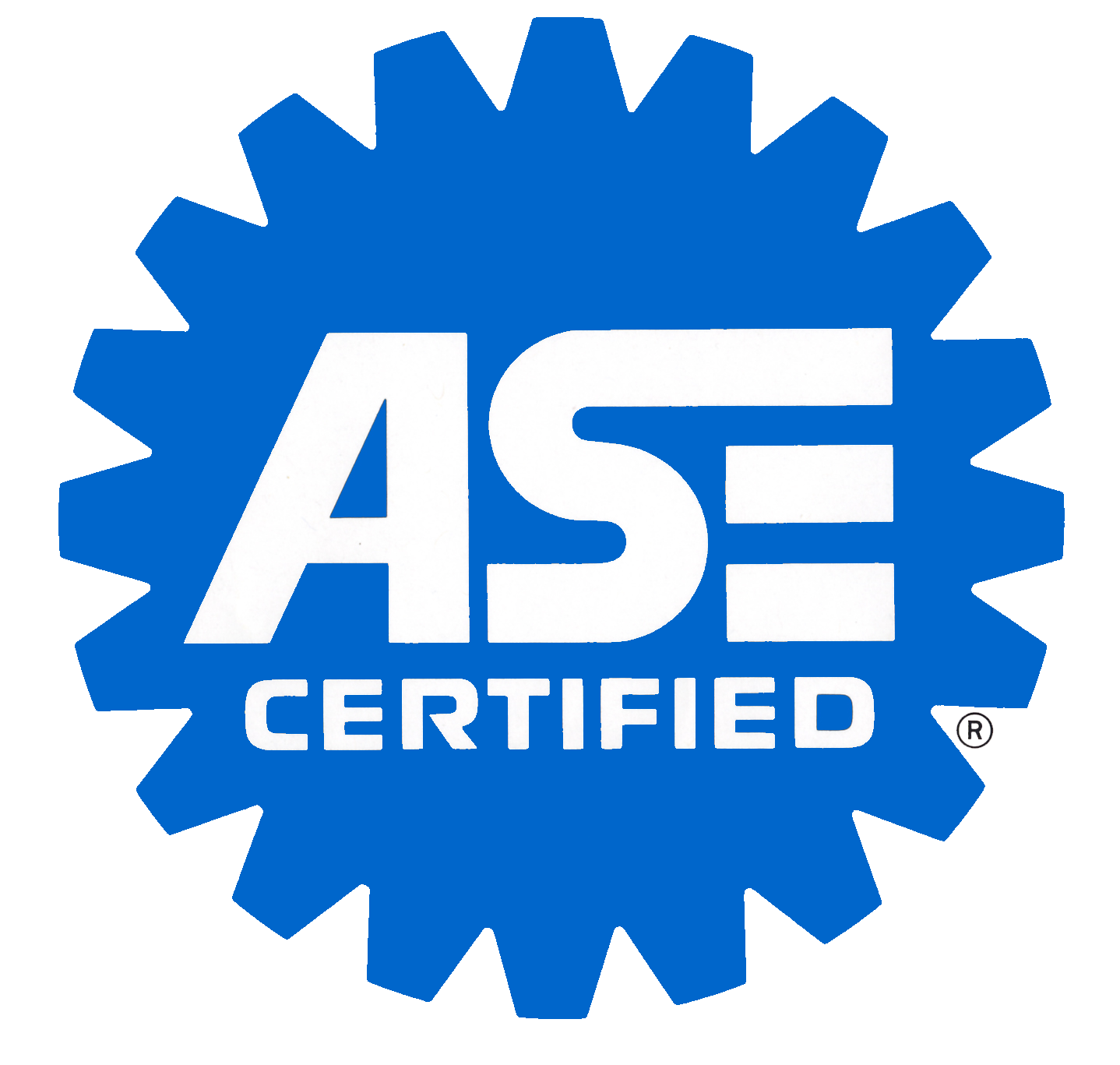 ASE Master Mechanic certified car inspection